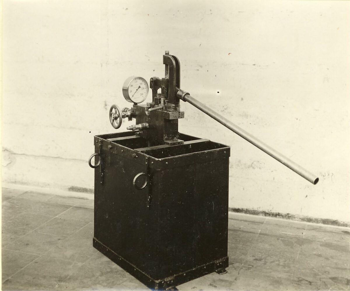 GFA 24/53.1288: High pressure hand pump