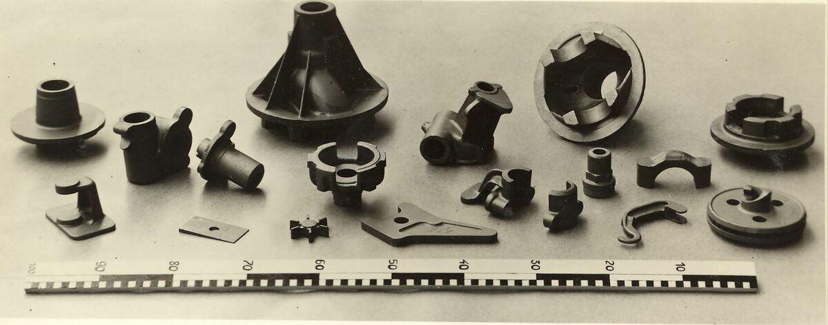GFA 24/53.1306: Various parts for automotive casting