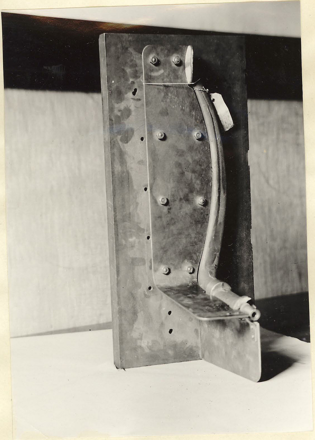 GFA 24/53.1327: Gage for EMDA foot lever