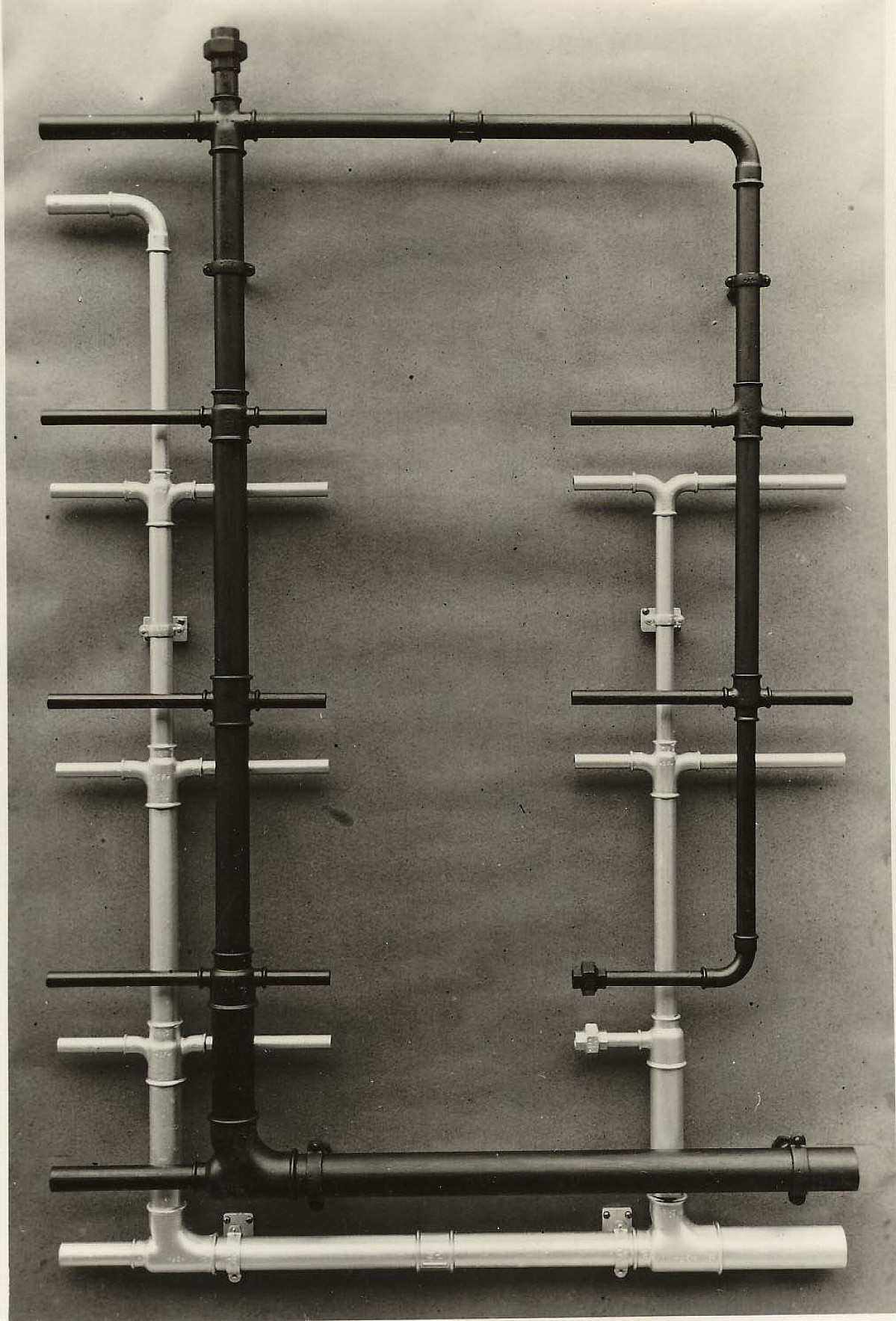 GFA 24/53.1337: Pipe system with fittings