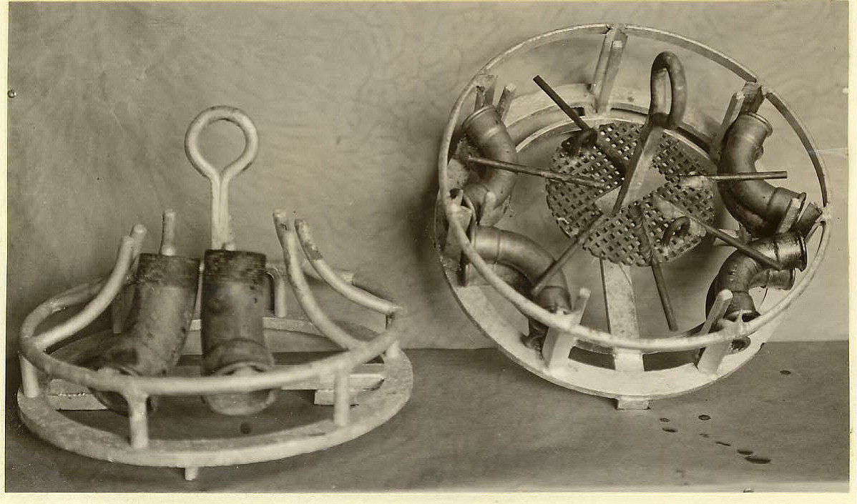 GFA 24/53.1441: Rake of the galvanizing plant (MVG)