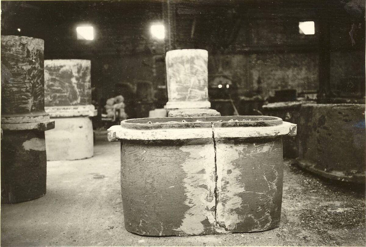 GFA 24/53.1443: Malleable cast iron pot