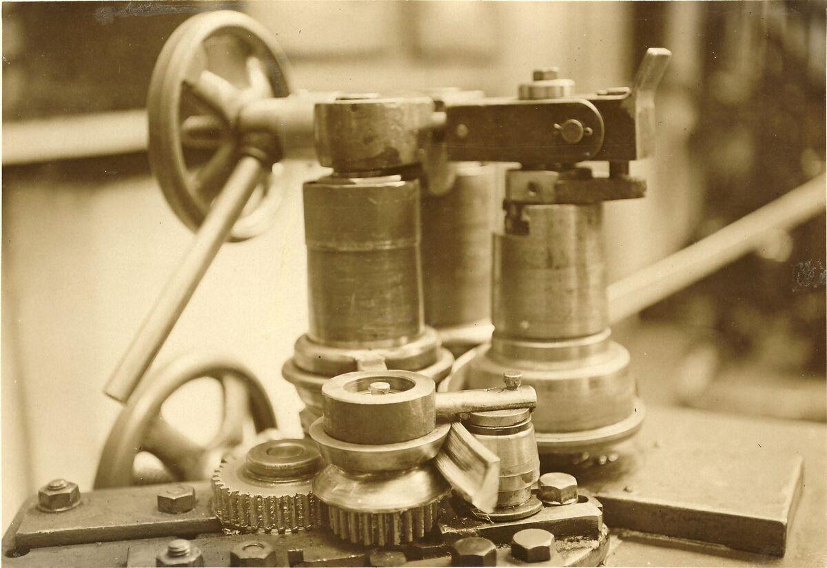 GFA 24/54.1566: Roller machine