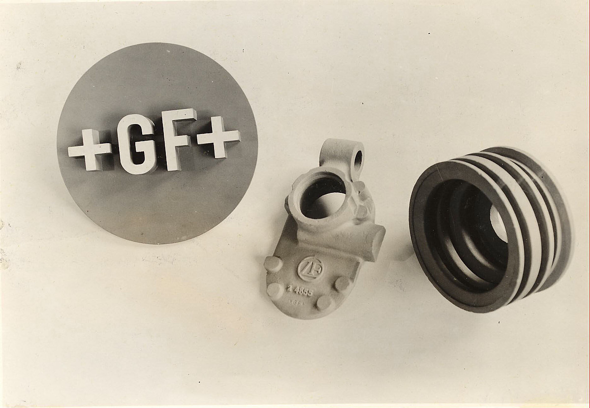 GFA 24/54.1571: Rear cover and pulley