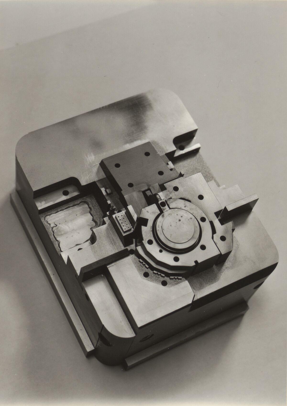 GFA 42/100010: Siemens Spritzgiessform für Gehäusedeckel