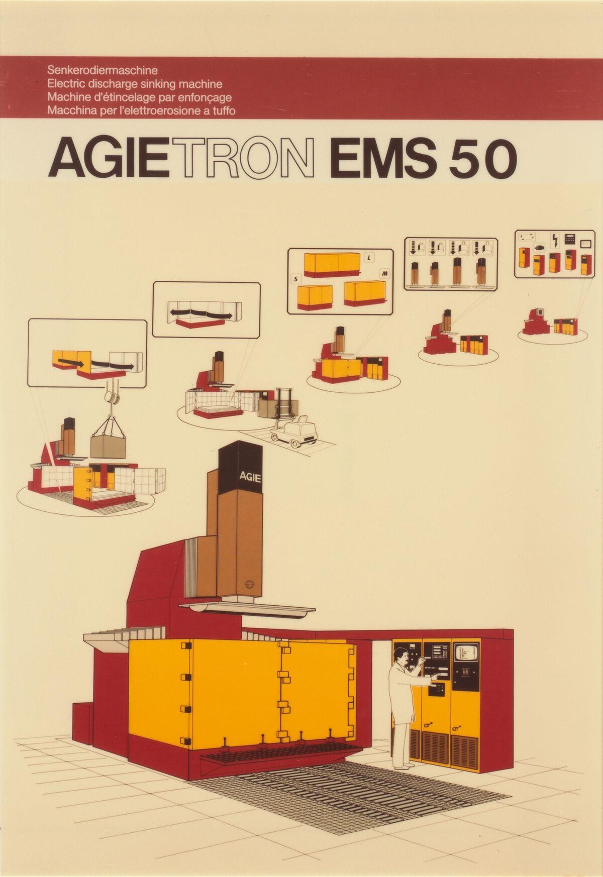 GFA 42/100086: AGIETRON EMS 50