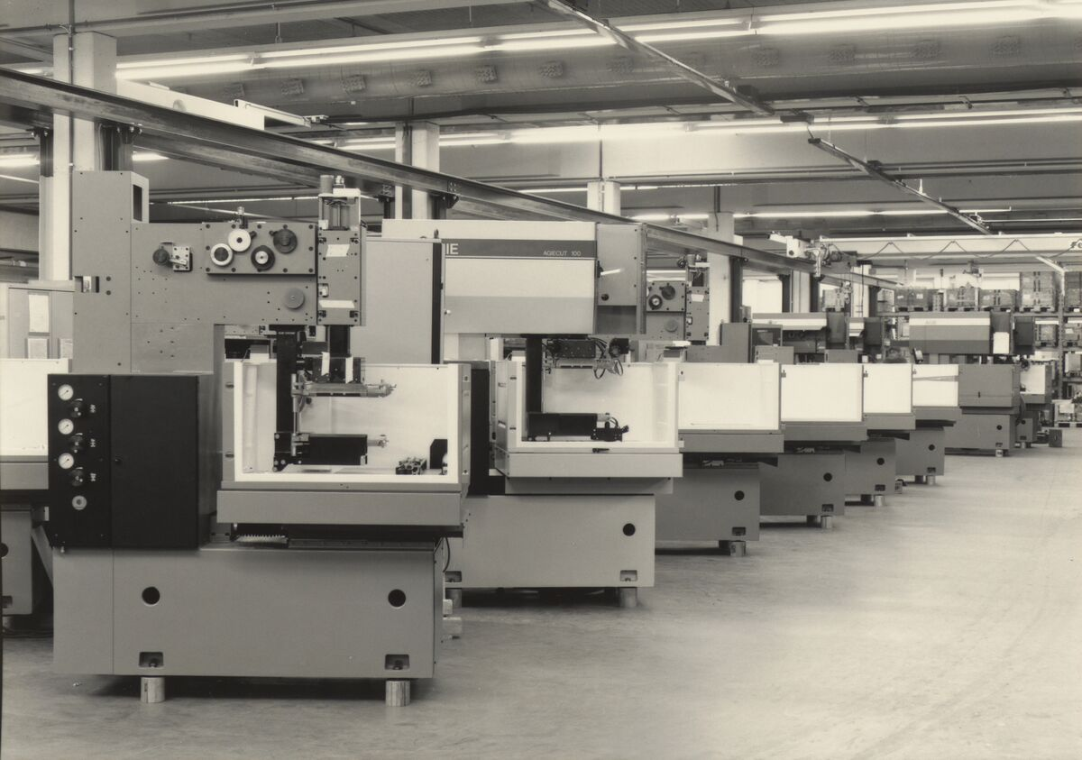 GFA 42/100231: Production