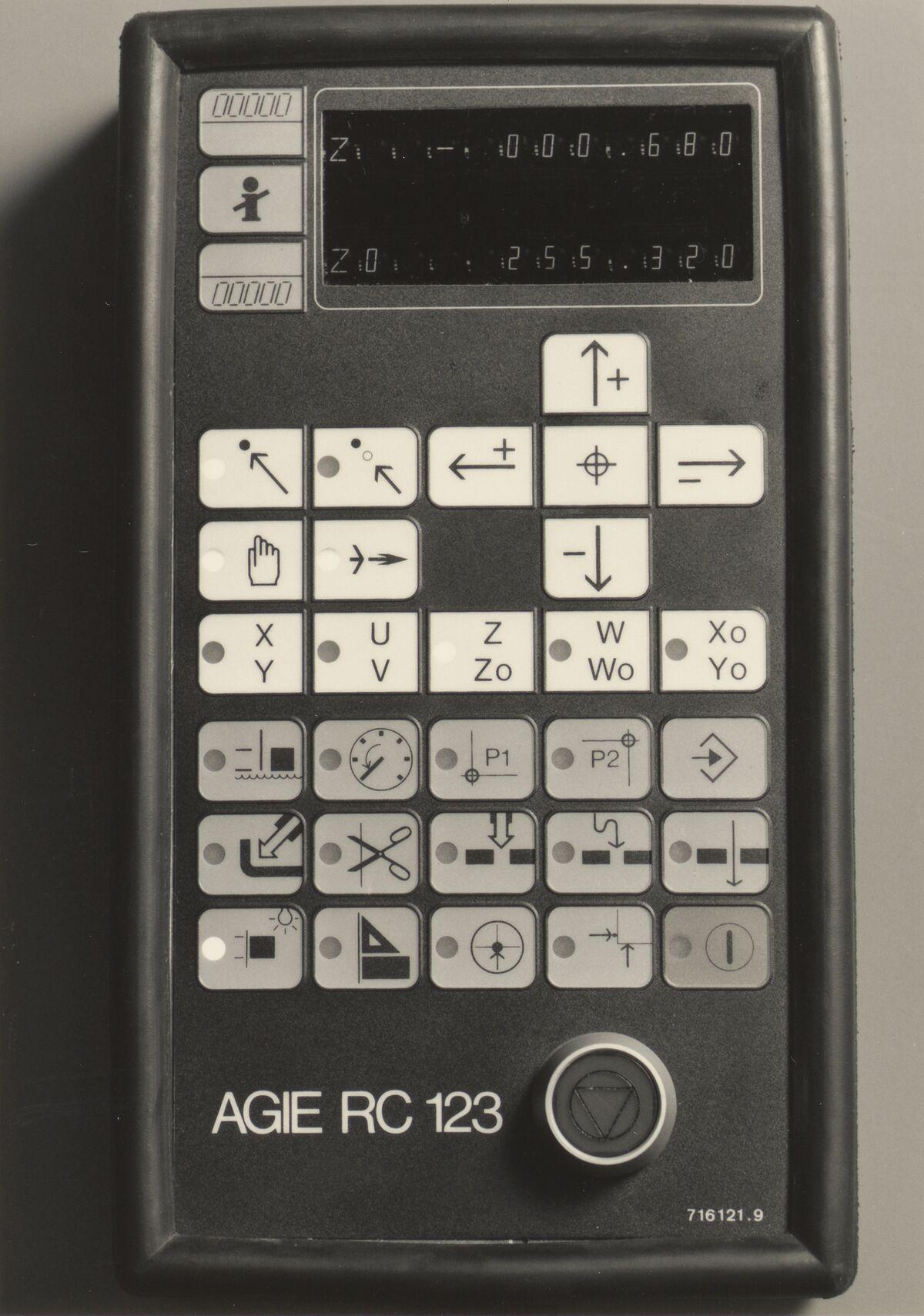 GFA 42/100374: AGIECUT 100 200 300