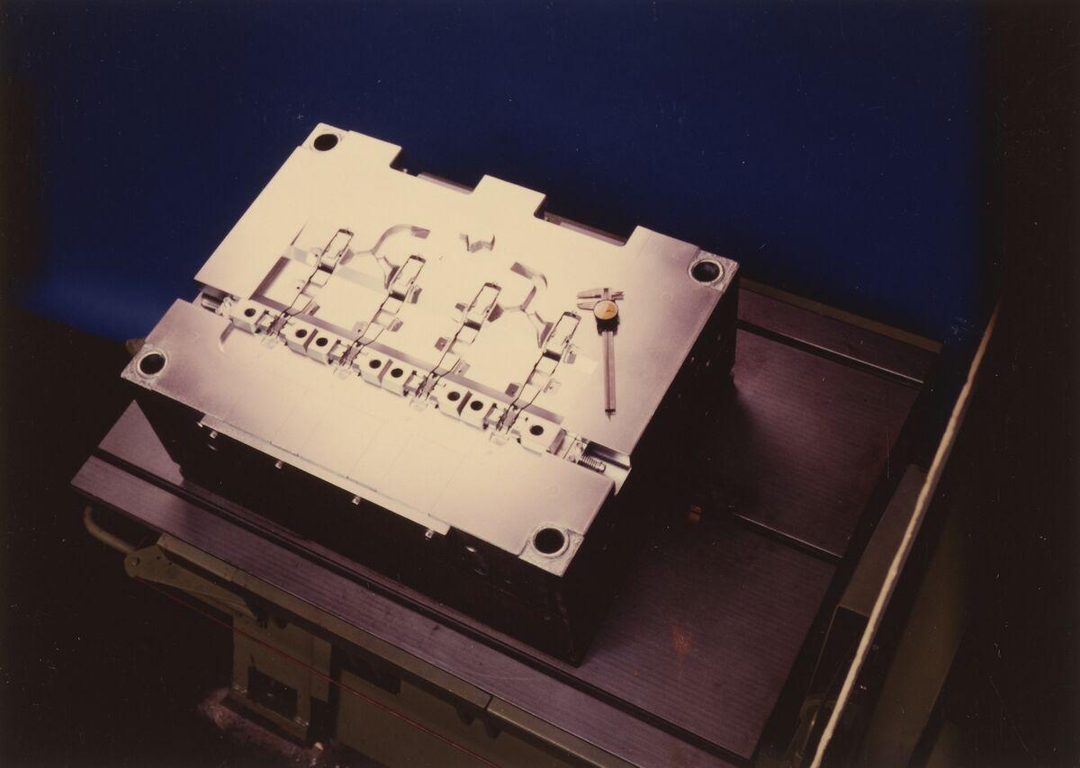 GFA 42/100459: Druckgiesswerkzeug