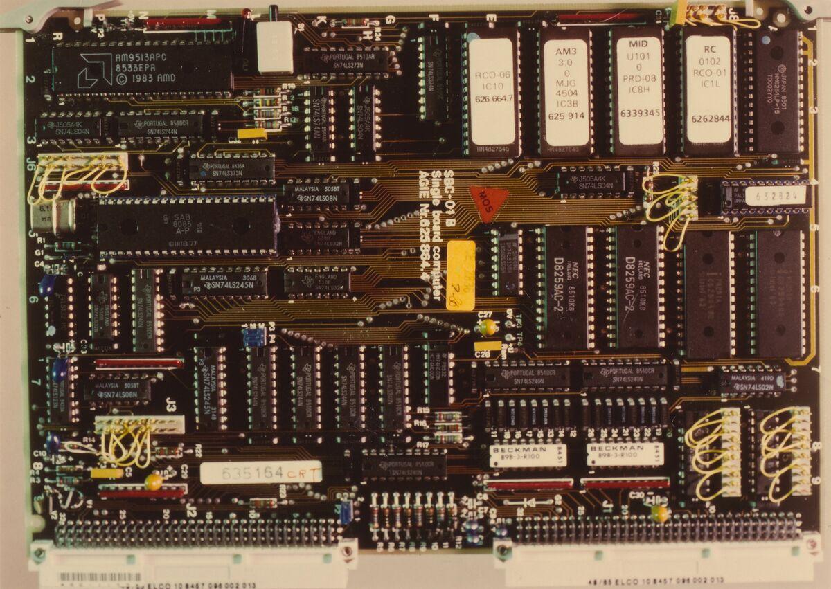 GFA 42/100520: Circuit board control unit