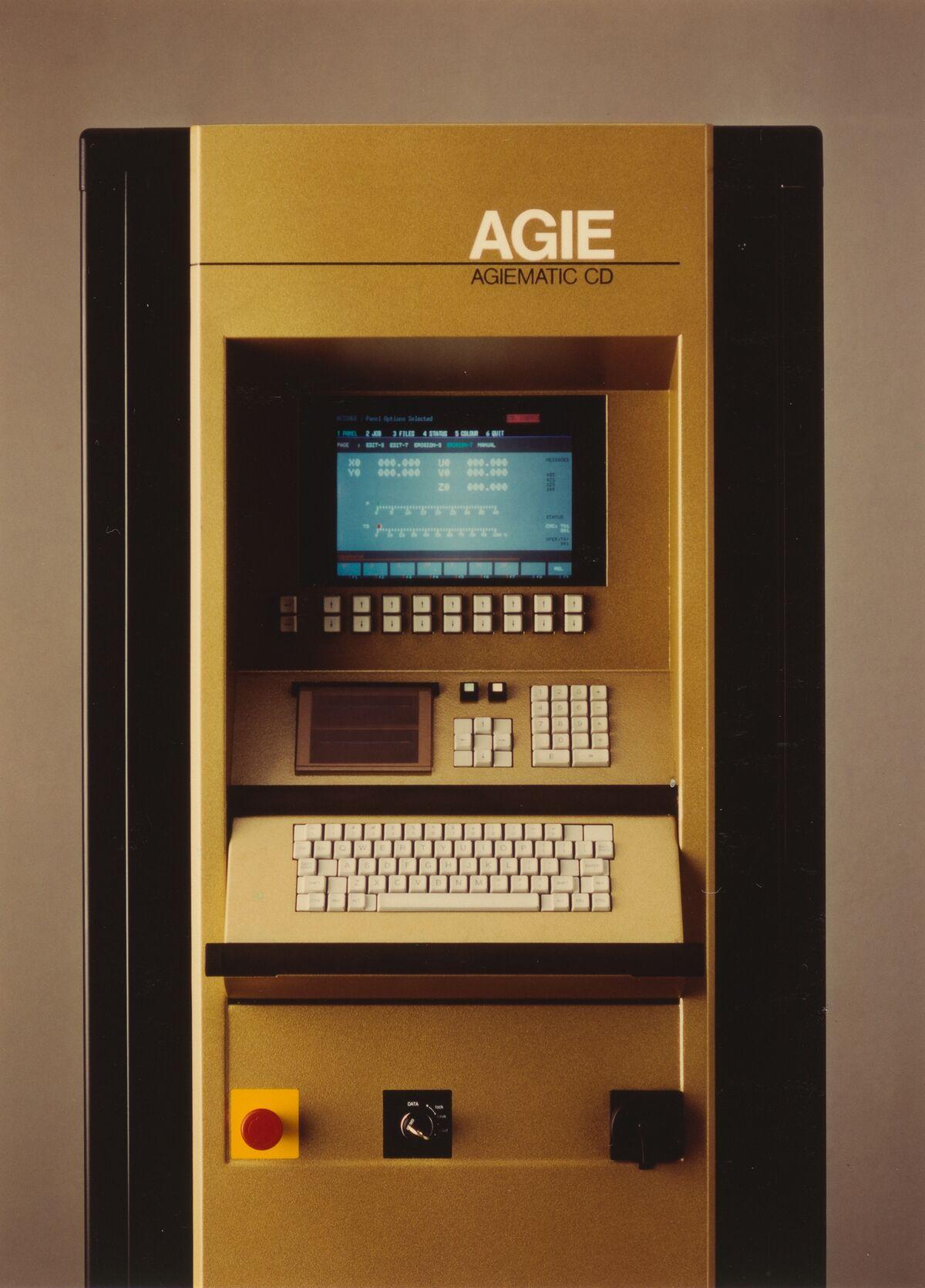 GFA 42/100706: AGIECUT control cabinet
