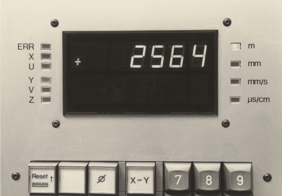 GFA 42/22216: Anzeige Drahtvorrat