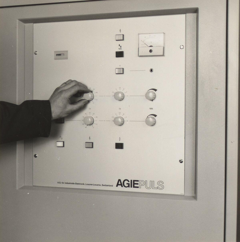GFA 42/23050: Generator für AGIECUT DEM 25