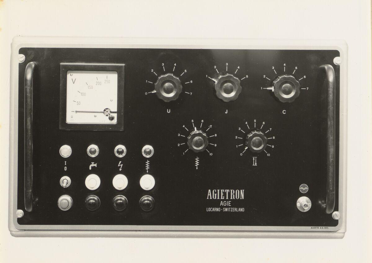 GFA 42/30015: AGIETRON
