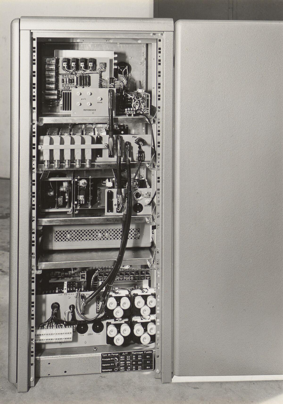 GFA 42/31005: Control box