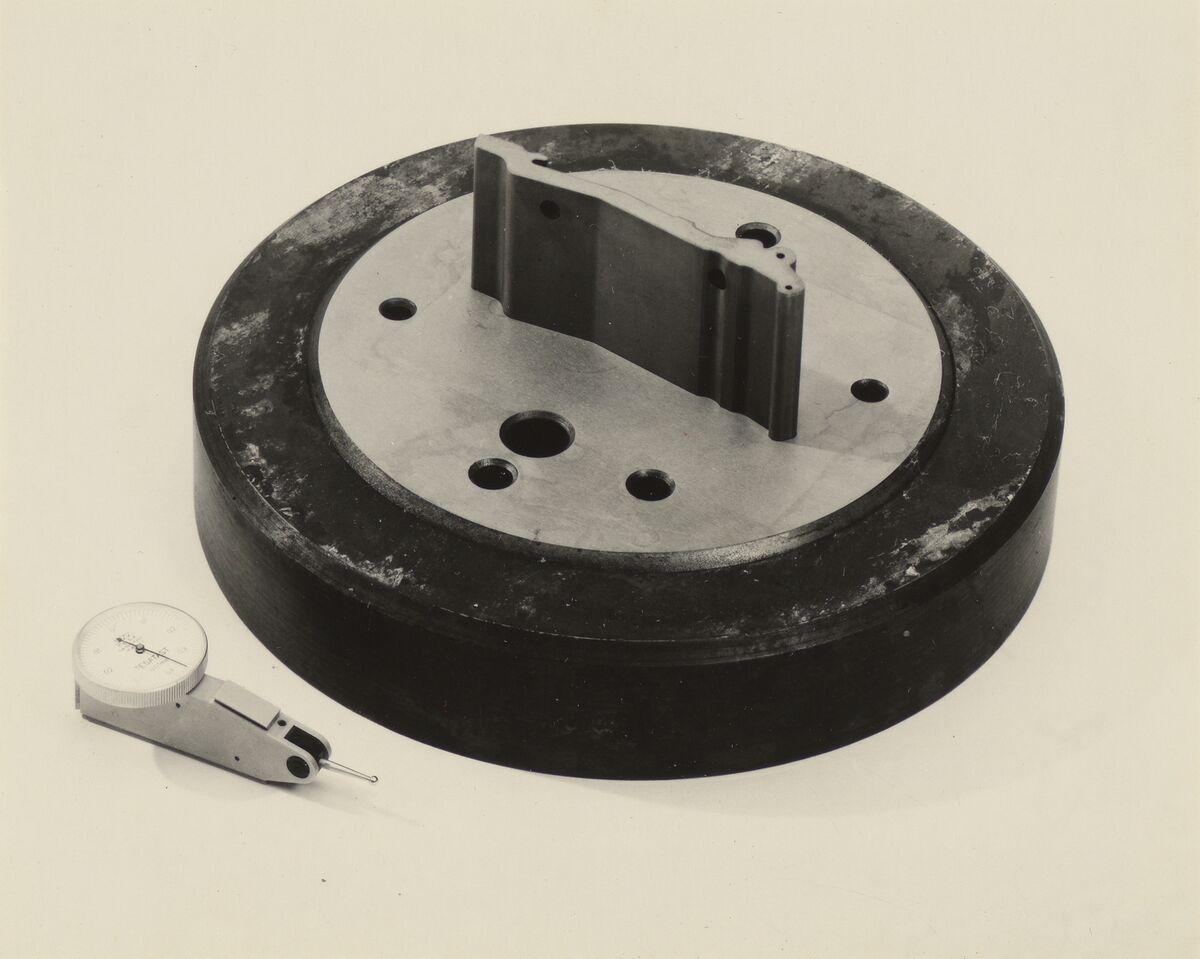 GFA 42/37035: Schnittplatte und Stempel für Schnittwerkzeug