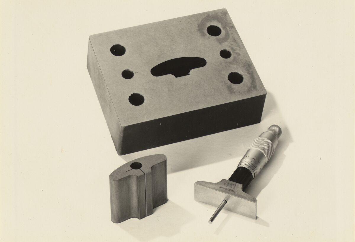 GFA 42/37036: Schnittplatte zum Stanzen