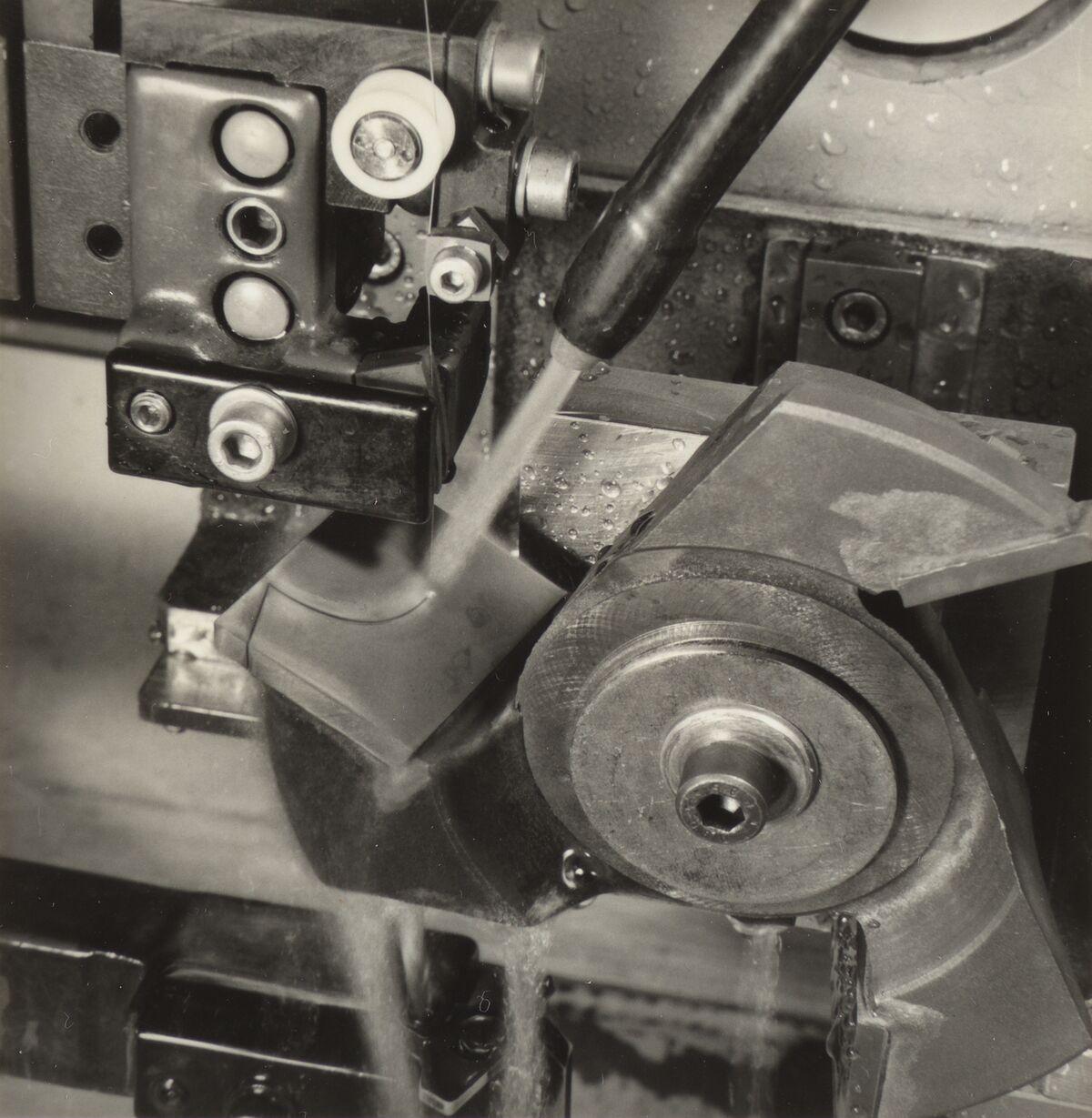 GFA 42/37191: EDM cutting of a profile milling cutter