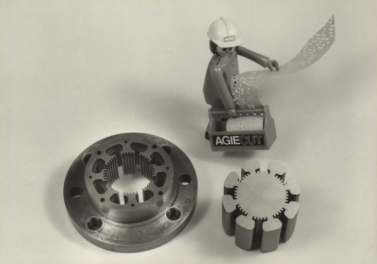 GFA 42/37258: Cutting die and stamp