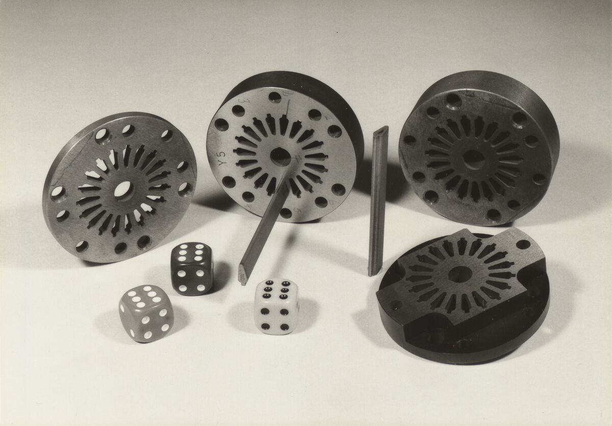 GFA 42/37264: Components for rotor cutting
