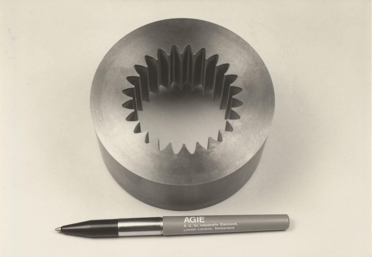 GFA 42/38135: Gear sintering die