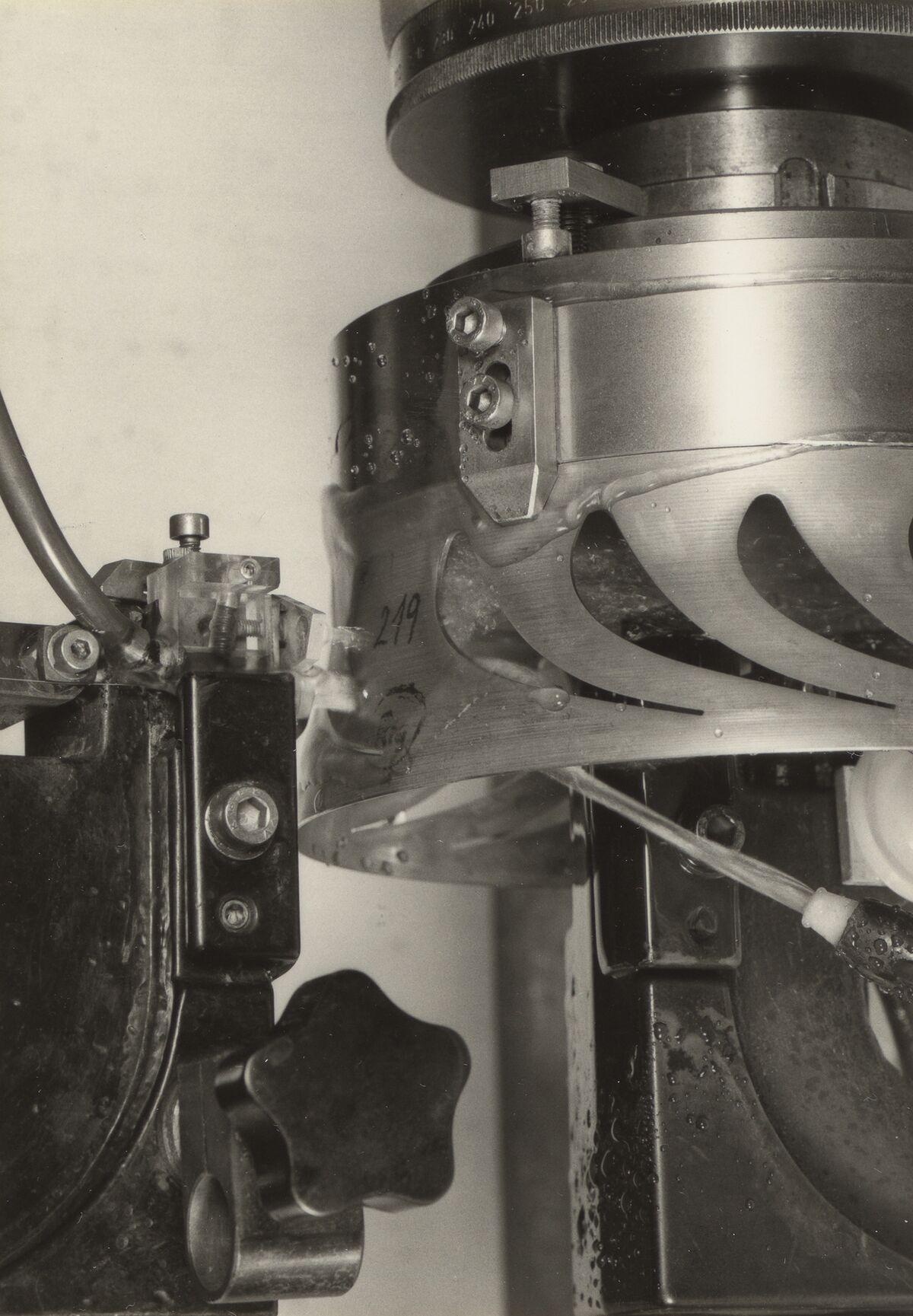 GFA 42/39054: Stator element for turbine production