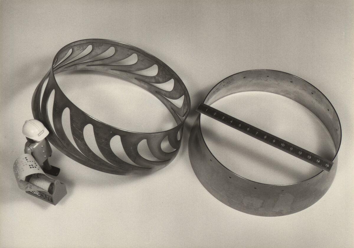 GFA 42/39056: Stator element for turbine production