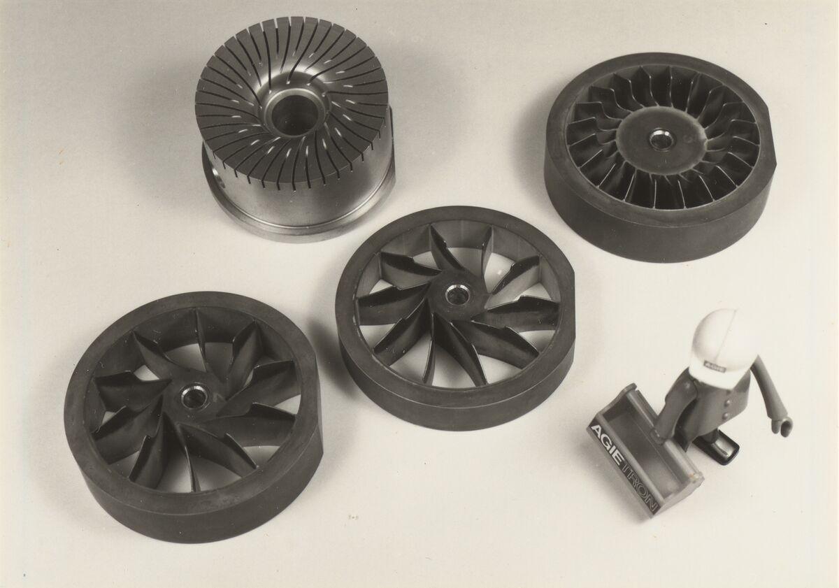 GFA 42/41003: Moldings for fans