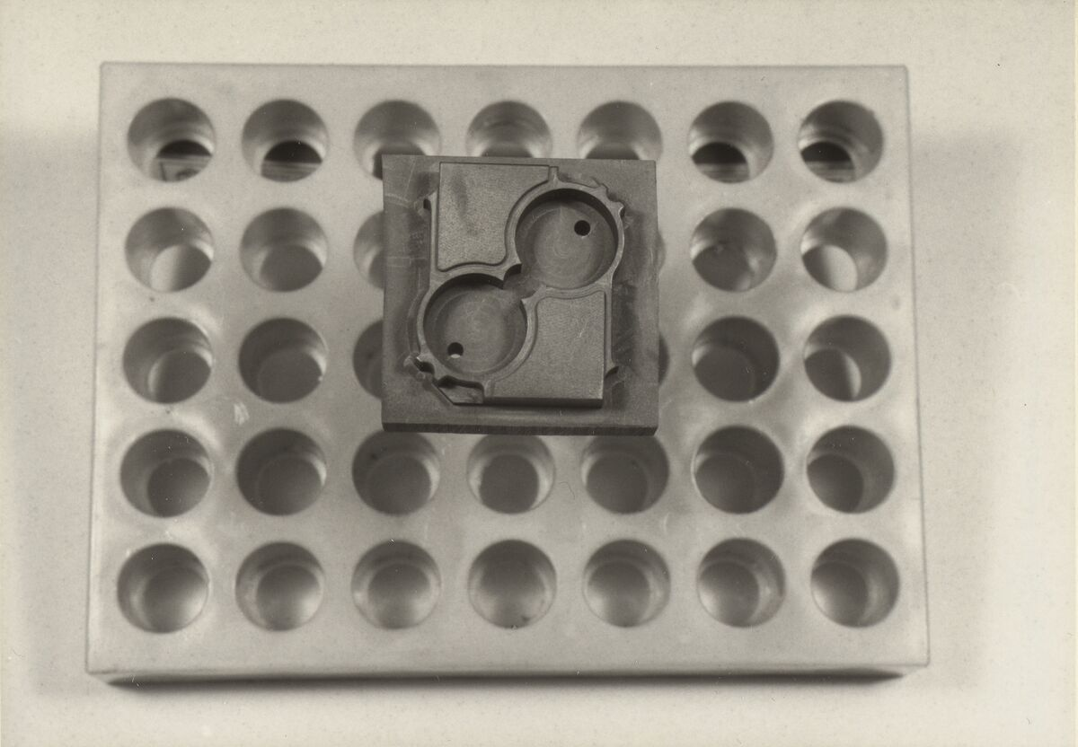 GFA 42/41022: Experimental work