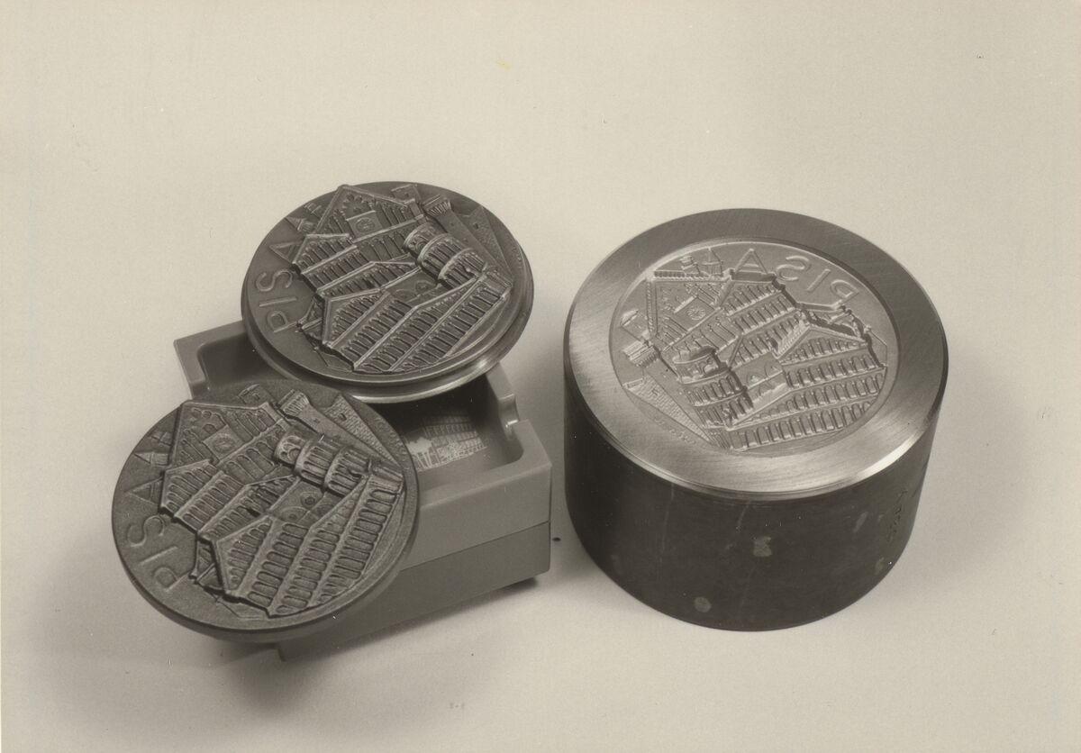 GFA 42/44123: Prägematrize für Medaillen