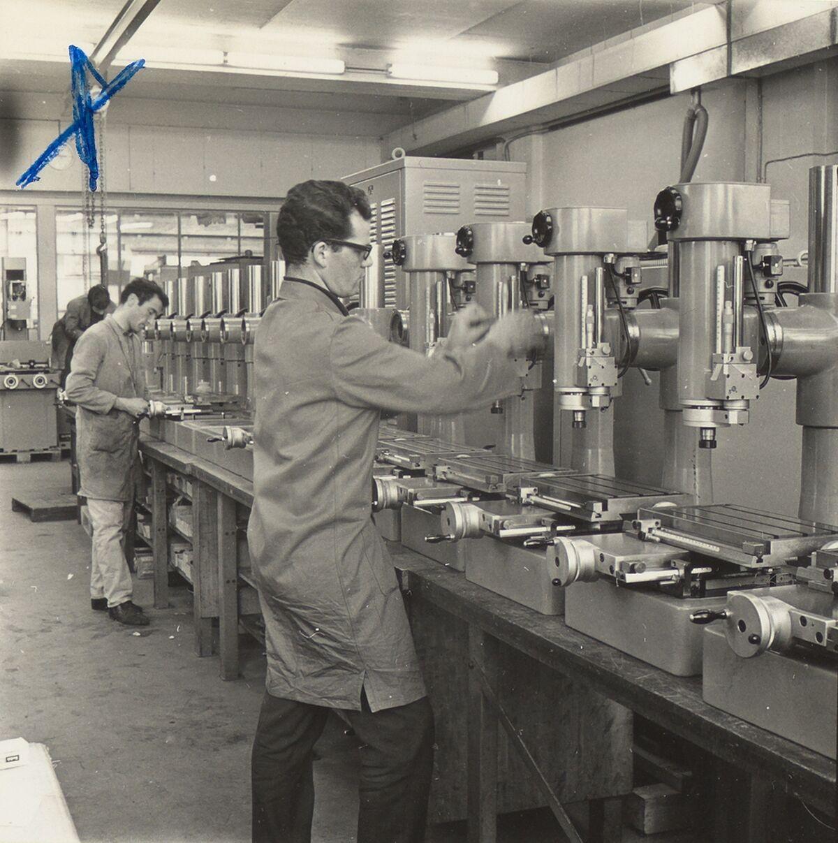 GFA 42/60001: Assembly AGIETRON-AB