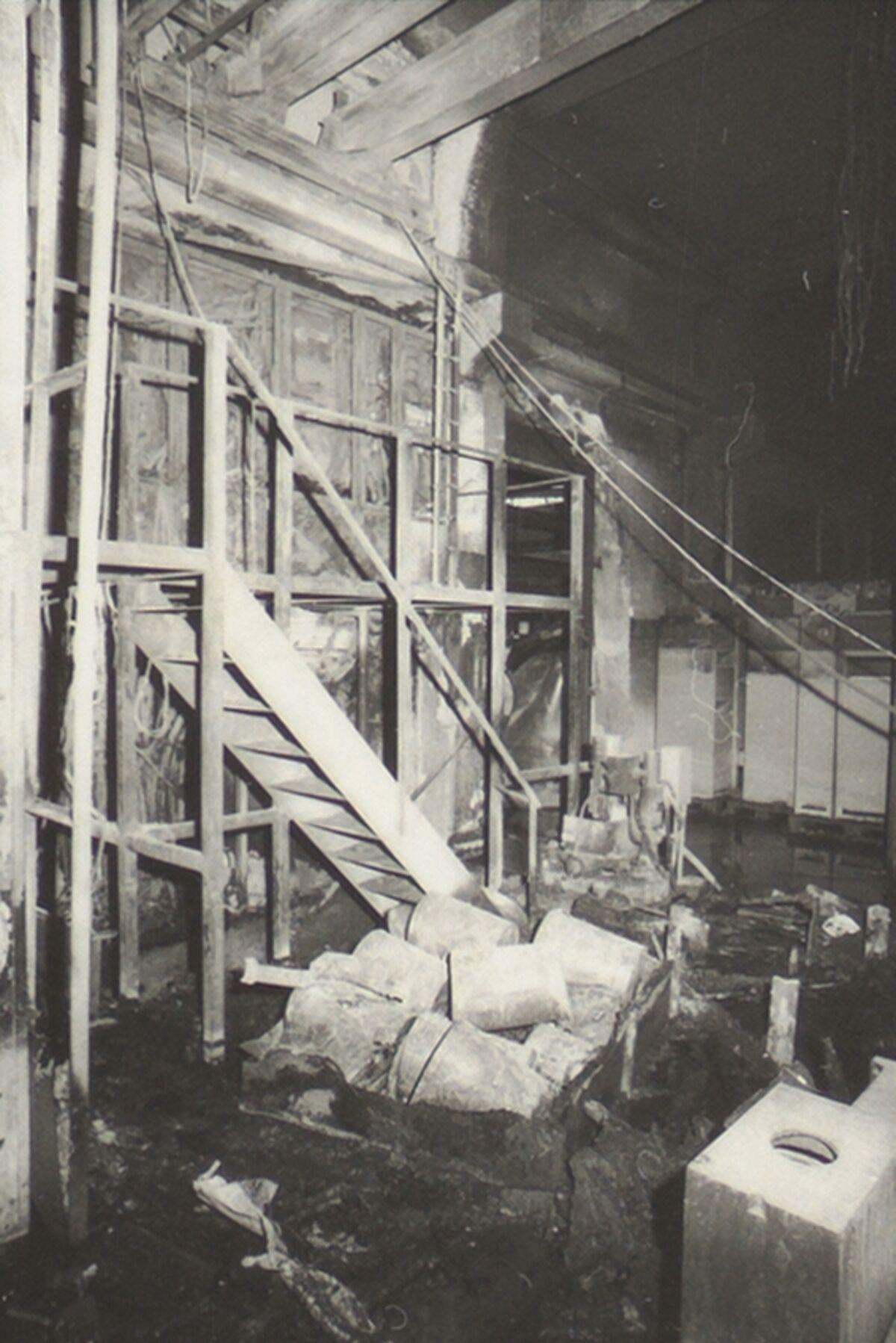 GFA 42/62230: Photo report of the storm catastrophe 1978