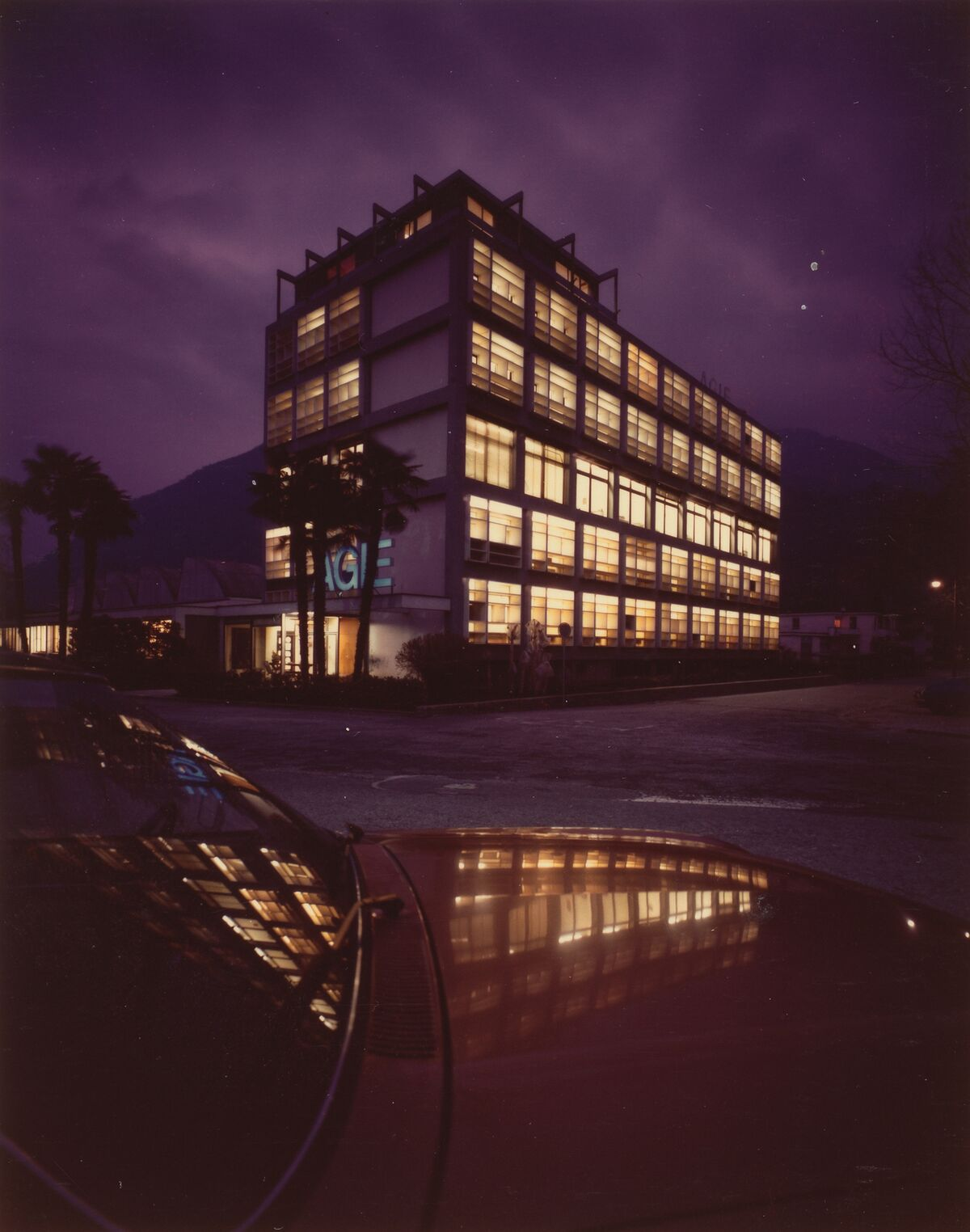 GFA 42/62243: AGIE administration building