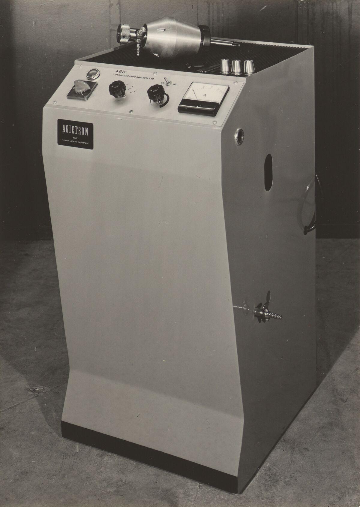 GFA 42/85010: AGIE-Desintegrator XB 2